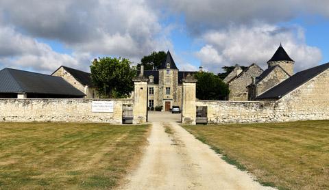 Chateau de Chargé